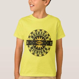 Muskegon, MI MKG Airport T-Shirt