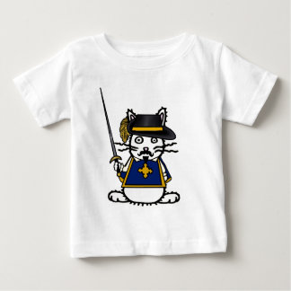 Musketeer Bunny T-shirt