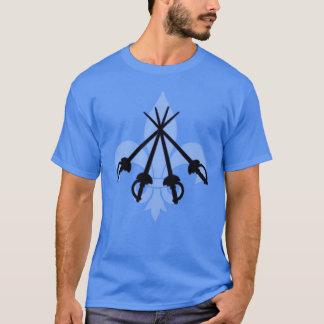 Musketeer Swords T-Shirt