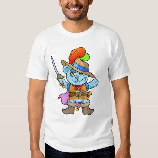 musketeer tee shirt