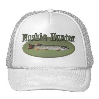 Muskie Hunter Trucker Hat