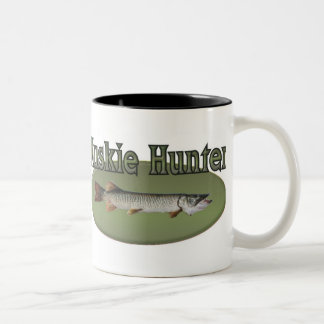Muskie Hunter Two-Tone Mug