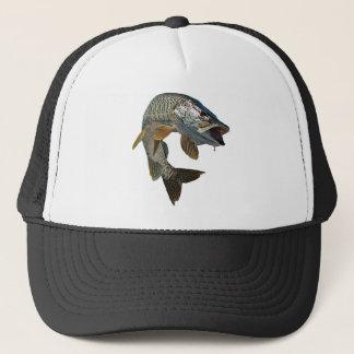 Musky 4 trucker hat