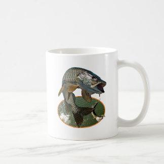 Musky 6 basic white mug