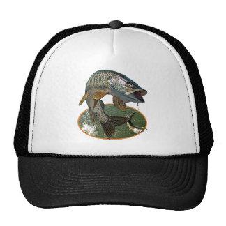 Musky 6 trucker hats