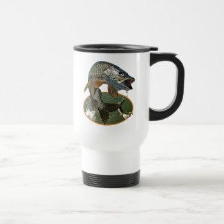 Musky 6 stainless steel travel mug