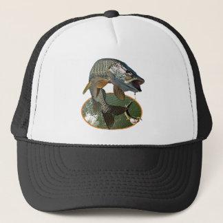 Musky 6 trucker hat