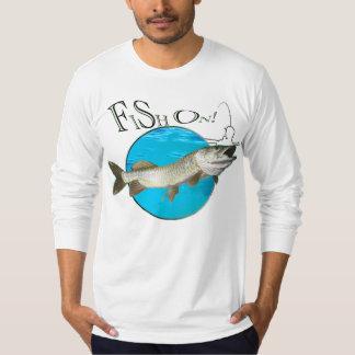 Musky, Fish on Shirt