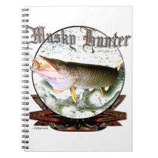 Musky hunter 1 notebooks
