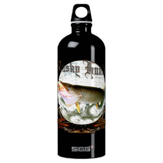 Musky hunter 1 SIGG traveller 1.0L water bottle