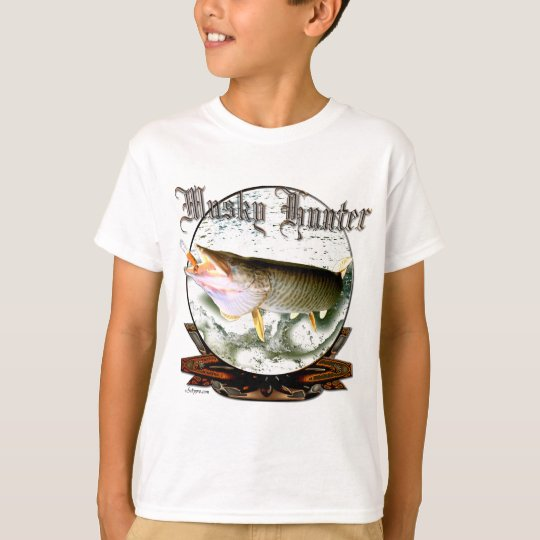 Musky hunter 1 T-Shirt