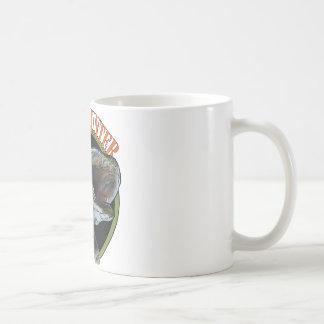 Musky hunter 7 basic white mug