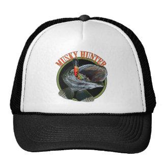 Musky hunter 7 trucker hats