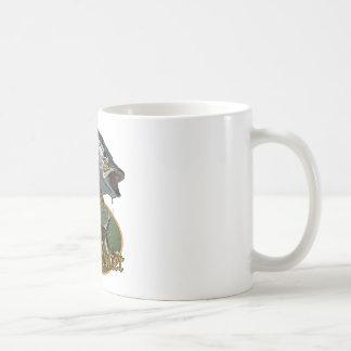 Musky Hunter 9 Basic White Mug
