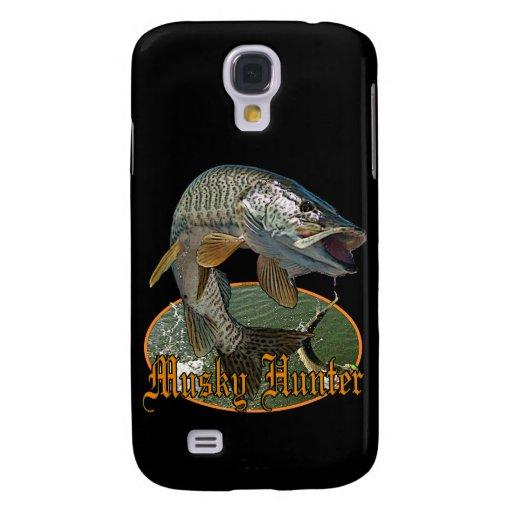 Musky Hunter 9 Galaxy S4 Cover