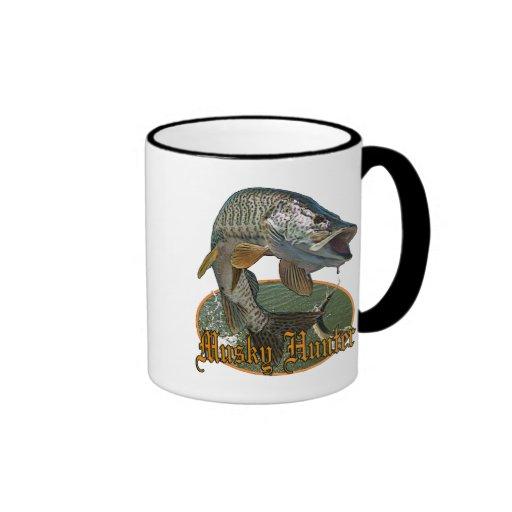 Musky Hunter 9 Coffee Mugs