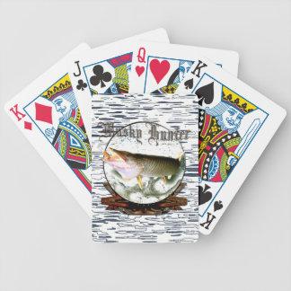 Musky Hunter Card Deck
