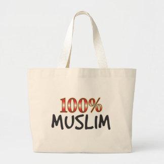 Muslim 100 Percent Tote Bag