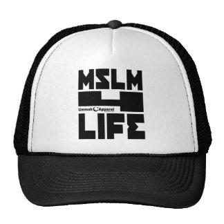 Muslim 4 Life Mesh Hats