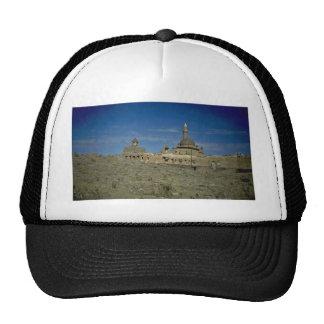 Muslim Architecture Mesh Hats