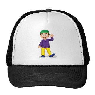 Muslim boy cap