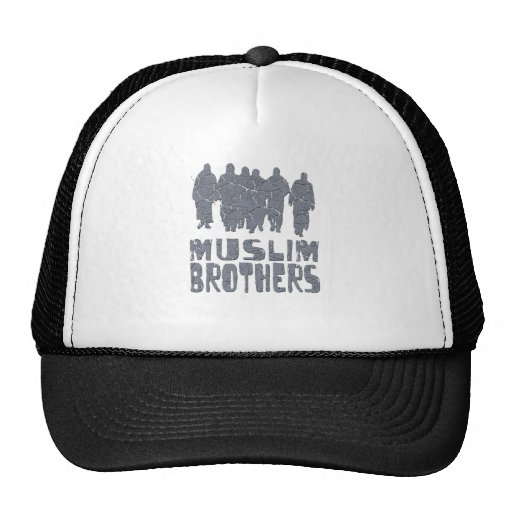 muslim brothers mesh hats