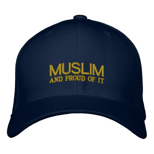 Muslim Embroidered Hats
