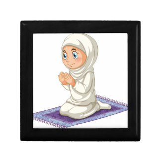 Muslim Jewelry Box