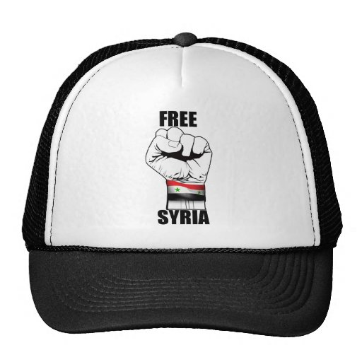 Muslim Hat - Free Syria