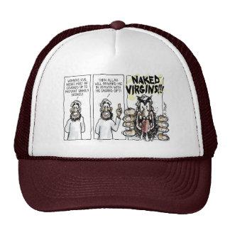 Muslim heaven—72 virgins! trucker hat