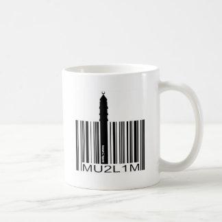 Muslim Identity Barcode Coffee Mug