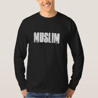 Muslim - Long sleeved T-shirt !