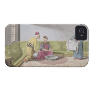 Muslim Performing his Ablutions, plate 34 from Par Case-Mate iPhone 4 Case