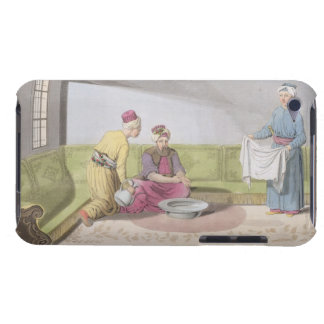 Muslim Performing his Ablutions, plate 34 from Par iPod Touch Case