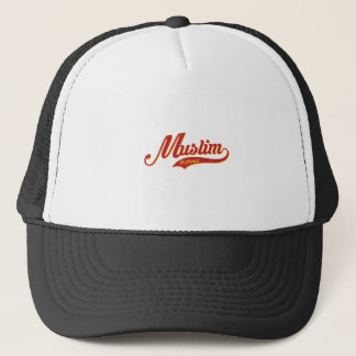 Muslim & Proud Trucker Hat