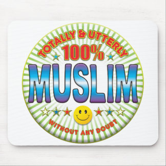 Muslim Totally Mouse Pad