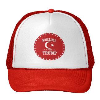 MUSLIMS FOR TRUMP CAP