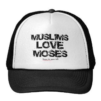 Muslims Love Moses Cap