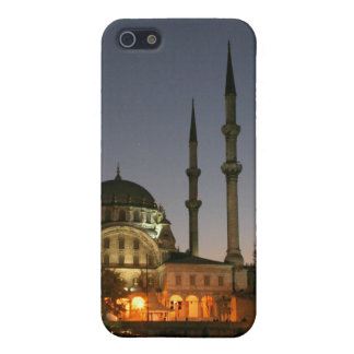 Muslin Mosque in Istanbul Turkey iPhone 5 Cover