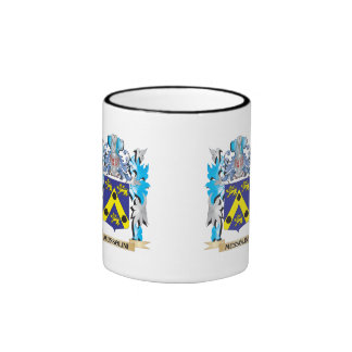 Mussolini Coat of Arms - Family Crest Mugs
