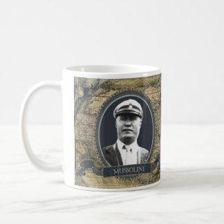 Mussolini Historical Mug
