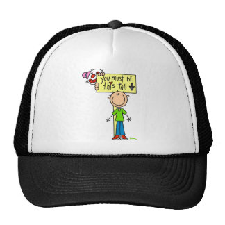 Must Be This Tall Trucker Hat