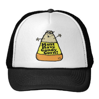 Must Have Candy Corn Cap