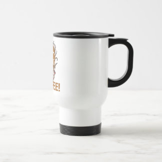 Must Have Coffee Stainless Steel Travel Mug
