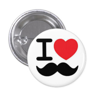 Mustache Buttons