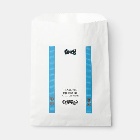 Mustache Bash - Baby Shower - Candy -
