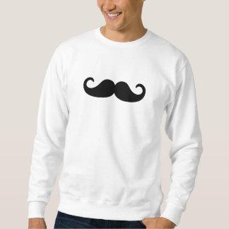 Mustache Beard Sweatshirt