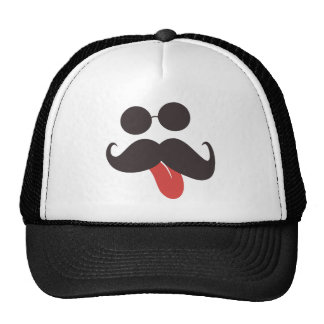 Mustache Collection Hat