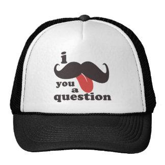 Mustache Collection Trucker Hat