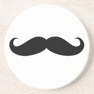 Mustache Disguise Funny Coaster
